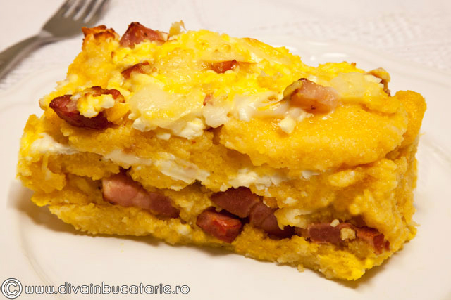 mamaliga dense cornmeal bread recipes dishmaps cornmeal bread mamaliga ...
