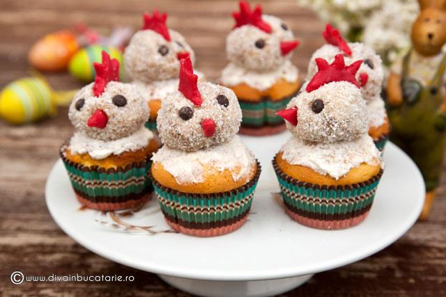 cupcakes-puisori-pentru-Pasti