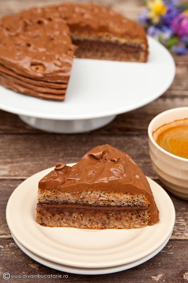 tort-de-alune-cu-nutella