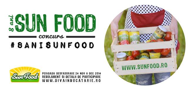 concurs-Sun-Food-conserve-divainbucatarie